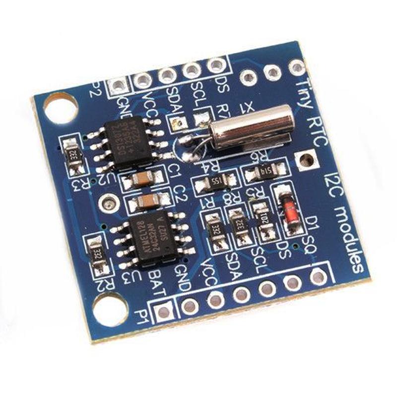 Module DS1307 + 24C32 (RTC / I2C)