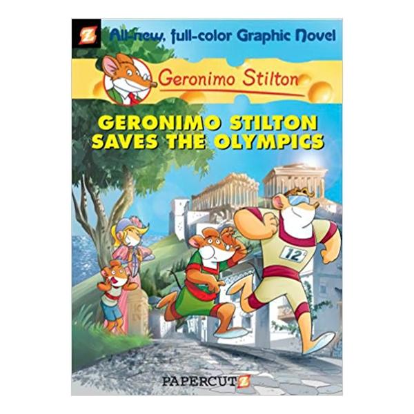 Geronimo Stilton: Saves The Olympics