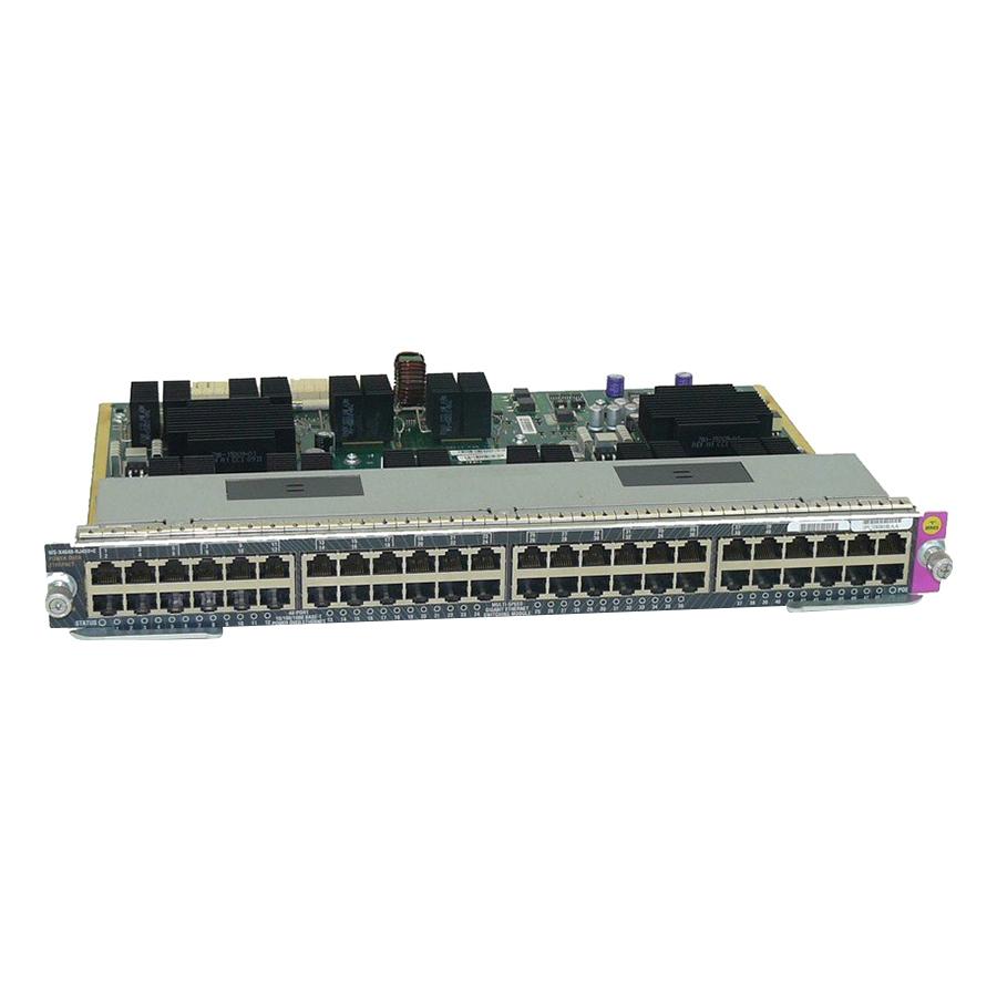 Cisco WS-X4648-RJ45V+E - Hàng Nhập Khẩu