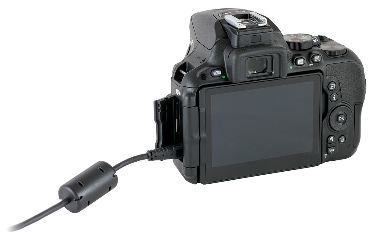 Cable Usb Kết Nối Máy Ảnh Nikon Fujifilm Và Máy Tính