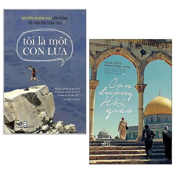 Combo Lên Đường Với Trái Tim Trần Trụi - Tôi Là Một Con Lừa + Con Đường Hồi Giáo (Bộ 2 Cuốn)