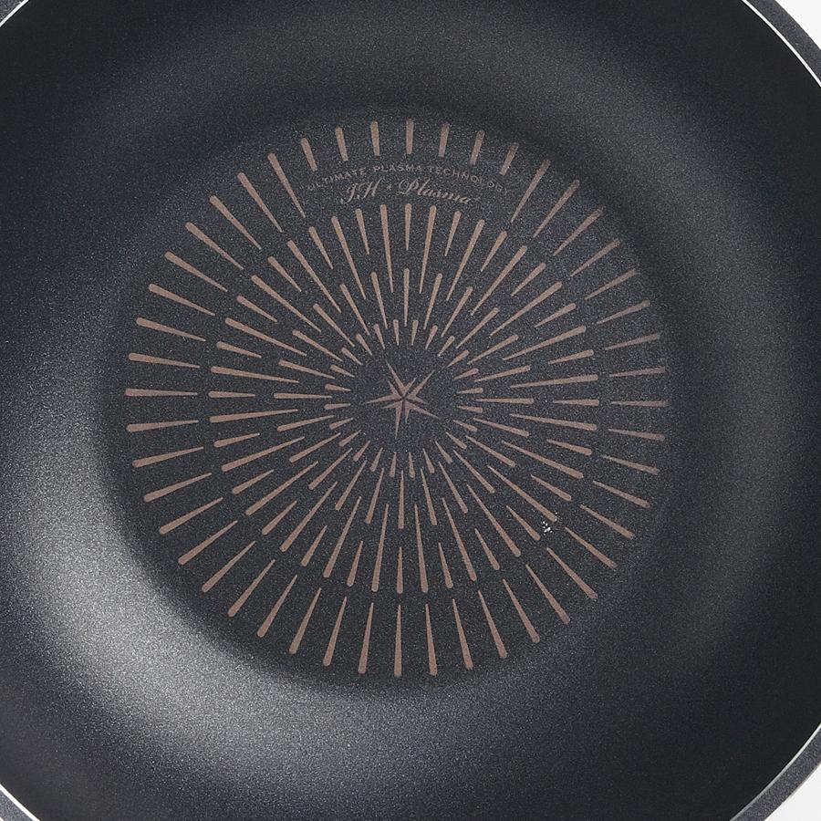 Chảo Sâu Chống Dính Dùng Cho Bếp Từ Happycall Titanium (28cm)