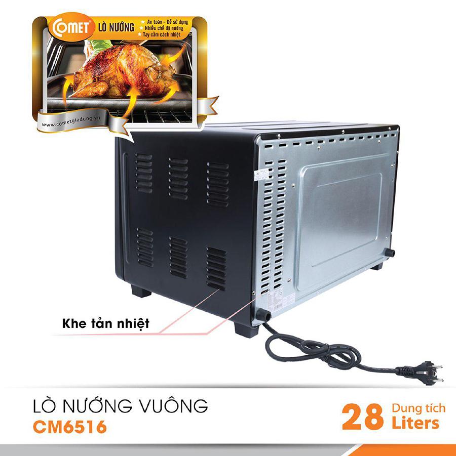 Lò Nướng Đa Năng COMET CM6516-18L - Hàng Chính Hãng