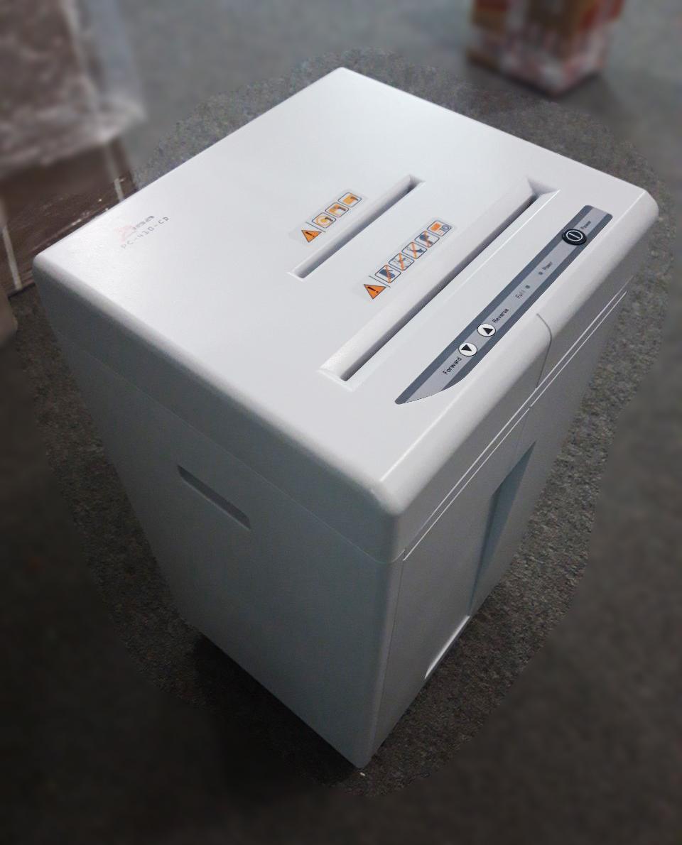 Máy hủy giấy Ziba PC - 410CD (Hàng chính hãng)
