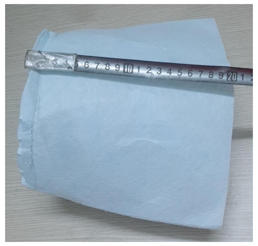 20 Túi Vải Việt Nam 20x20 Cm - Túi vải trồng cây 20x20cm