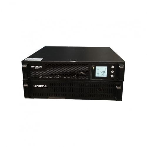 Bộ Lưu Điện  HYUNDAI Online 6000VA HD-6KR - Hàng Chính Hãng