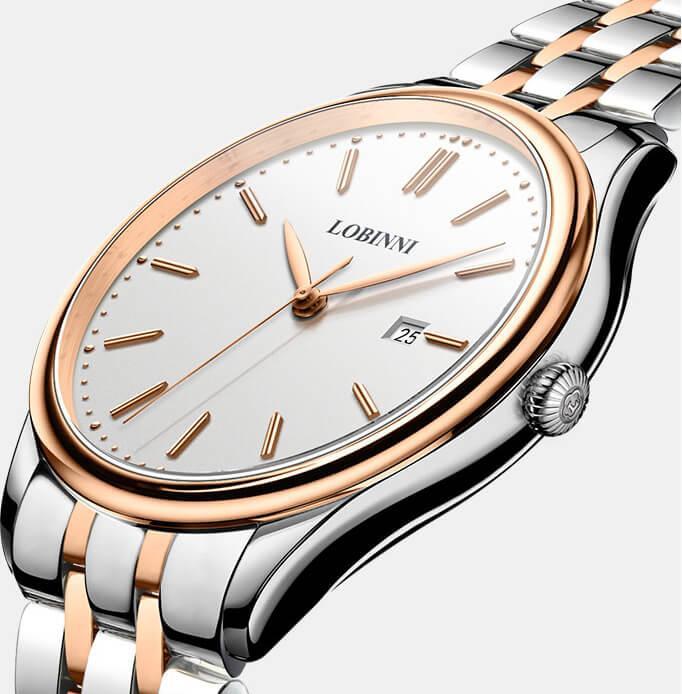 Đồng hồ đôi chính hãng LOBINNI L3017-1