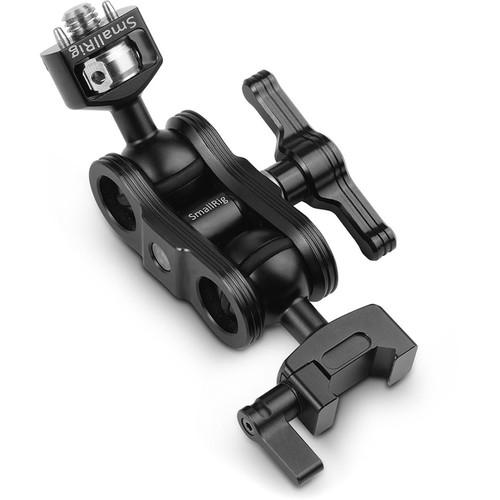 Phụ Kiện Smallrig Magic Arm With Double Ballheads( Arri Locating Pins And Nato Clamp) 2116 - Nhập Khẩu
