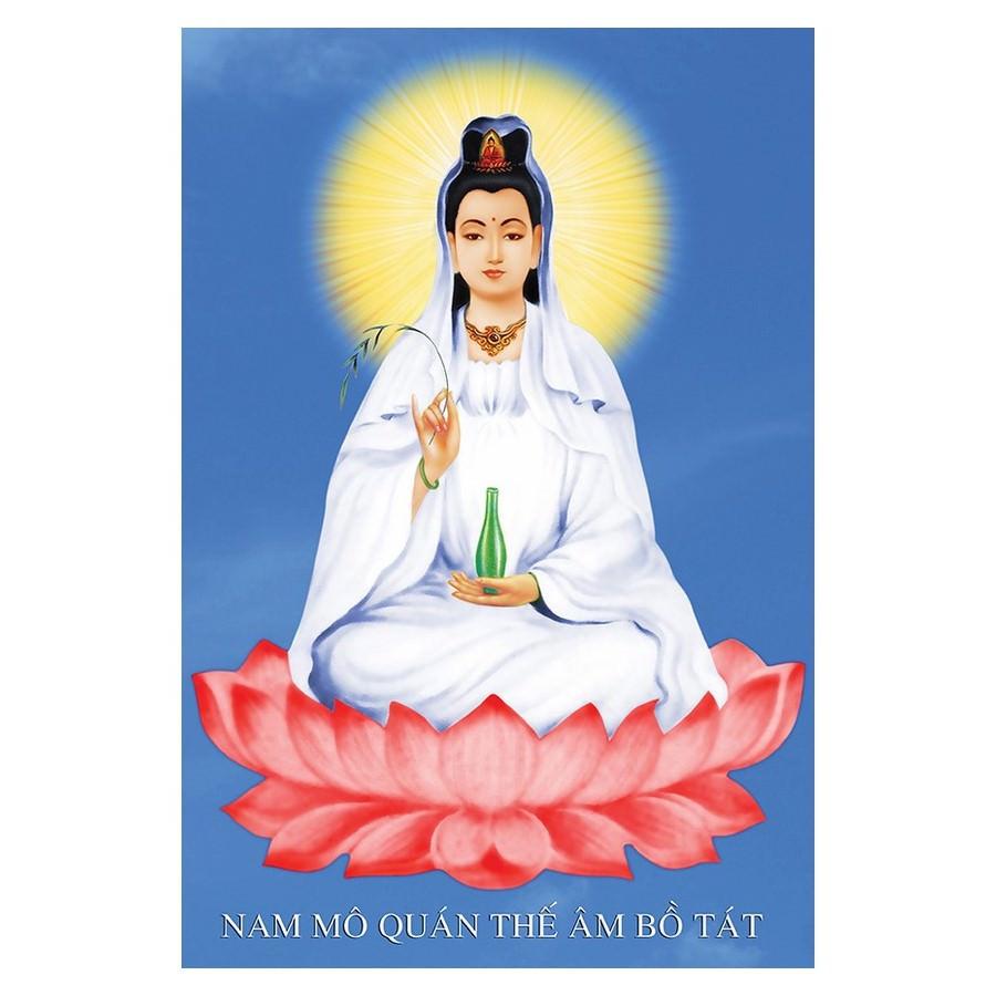 Tranh Phật Giáo Quan Âm 3041