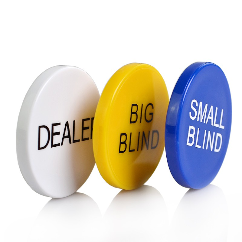 Phỉnh Dealer, Big Blind, Small Blind