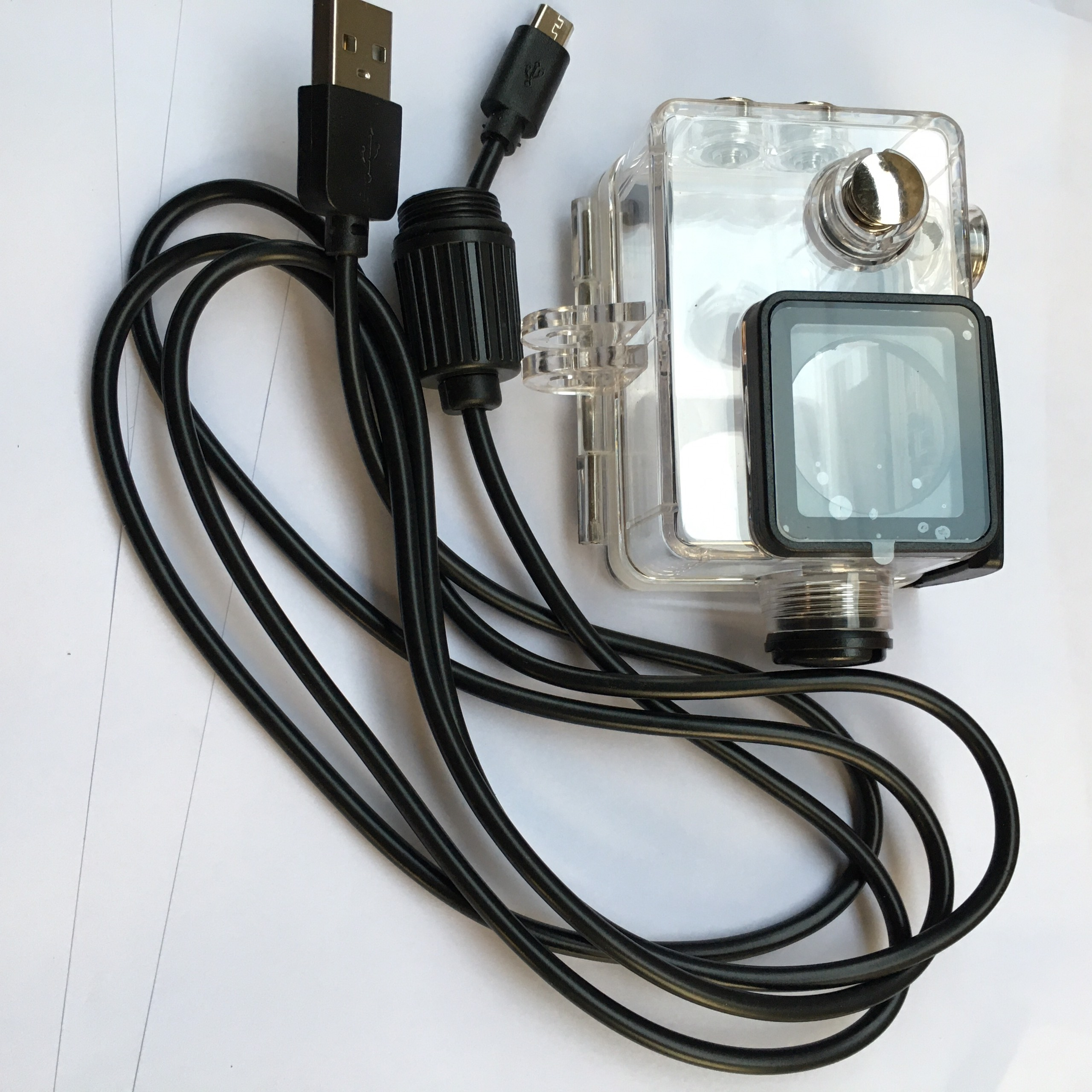 Vỏ chống nước sạc được dành cho camera hành trình eken h9r