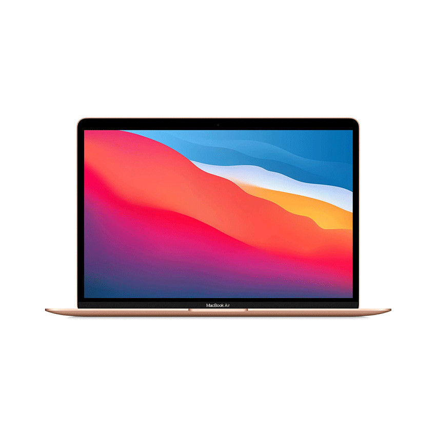 Apple Macbook Air 13 (Apple M1/8GB RAM/256GB SSD/13.3 inch IPS/Mac OS/Vàng)_MGND3SA/A_Hàng chính hãng