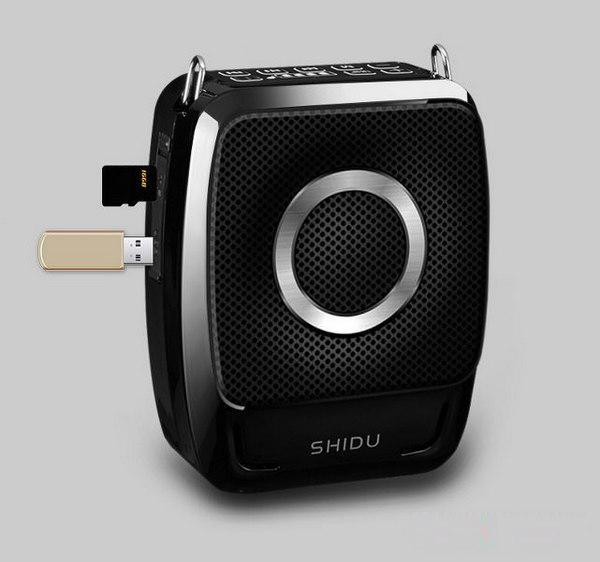 Mic + Loa trợ giảng mini Shidu S92 chuyên nghiệp bản siêu cấp (micro không dây)  - Hàng nhập khẩu