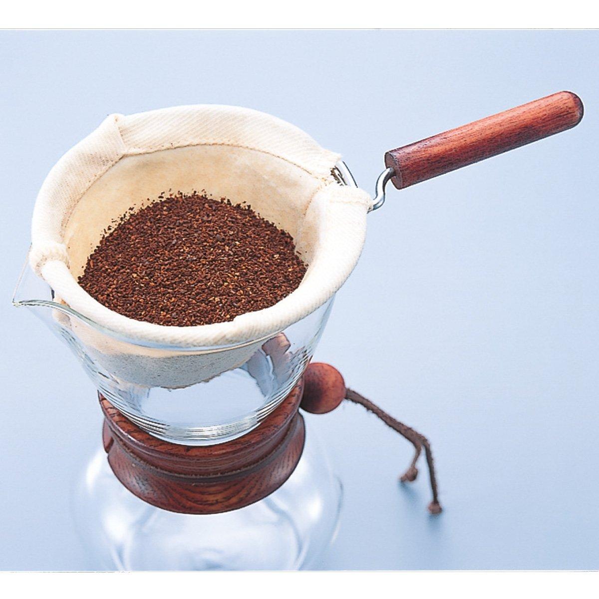 Bình pha cà phê Hario Drip Pot Woodneck