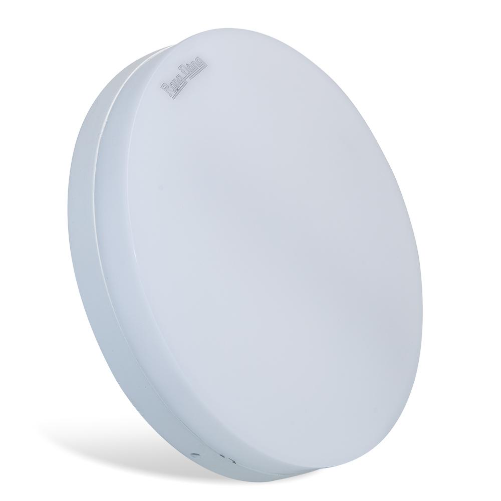 02 cái đèn led ốp trần cảm biến 18W Rạng Đông loại tràn viền mã LN12.RAD 220/18W