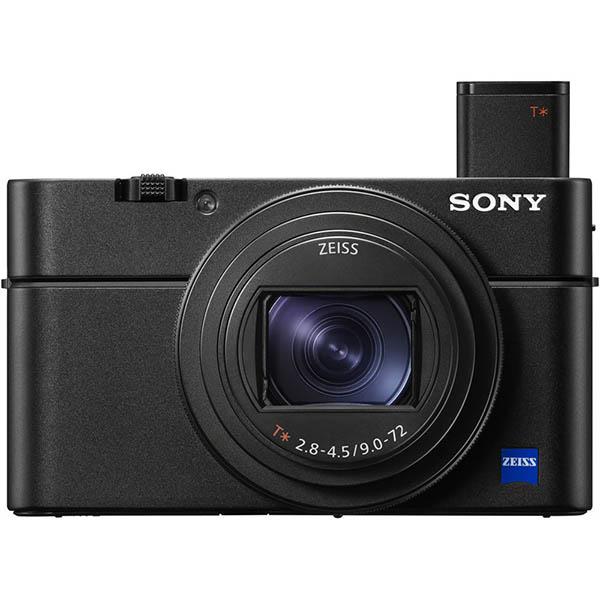 Máy Ảnh Sony Cyber-Shot DSC-RX100 VI (20.1MP) (Đen) - Hàng Chính Hãng