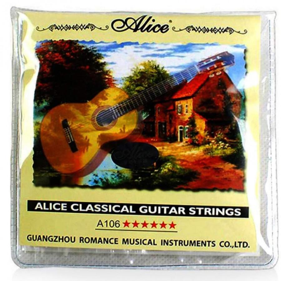 Dây Đàn Guitar Acoustic Alice 106 (dây đàn classic )