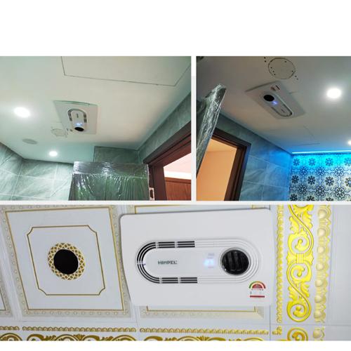 Máy sưởi nhà tắm âm trần Himpel Hàn Quốc-Hàng chính hãng