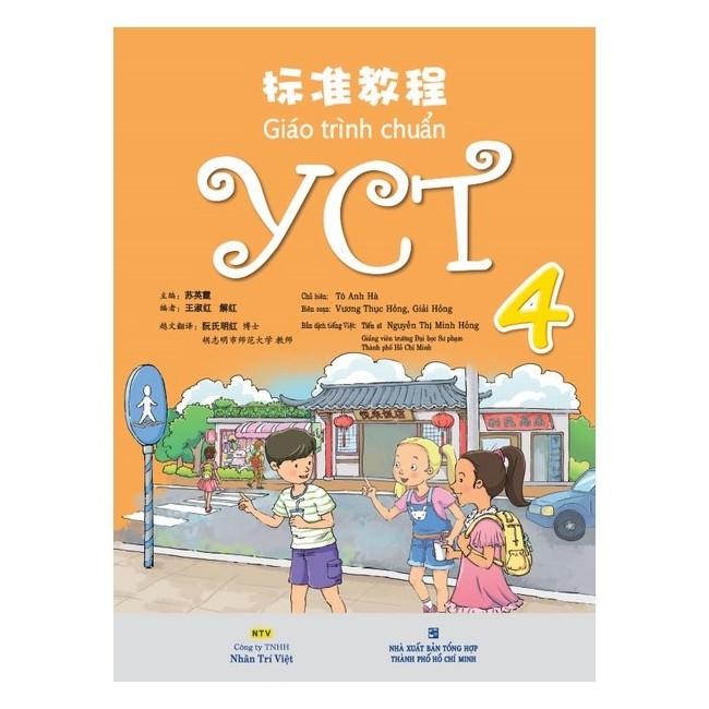 Giáo Trình Chuẩn YCT 4 (Kèm file MP3)