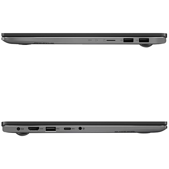Laptop Asus VivoBook S14 S433FA-EB053T (Core i5-10210U/ 8GB RAM/ 512GB SSD/ 14 FHD/ Numpad/ Win10) - Hàng Chính Hãng
