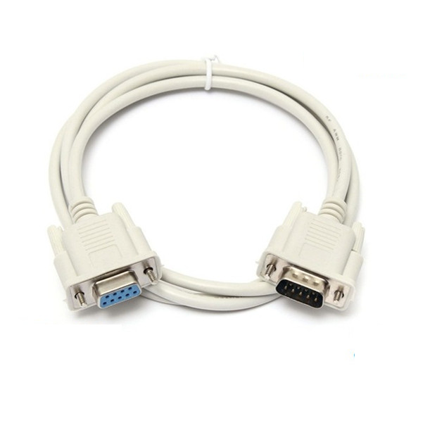 Cáp nối cổng Com to Com D-SUB 9 Pin 5M ( Cáp RS232 ) 9 chân âm/9 chân dương - Hàng Chính Hãng