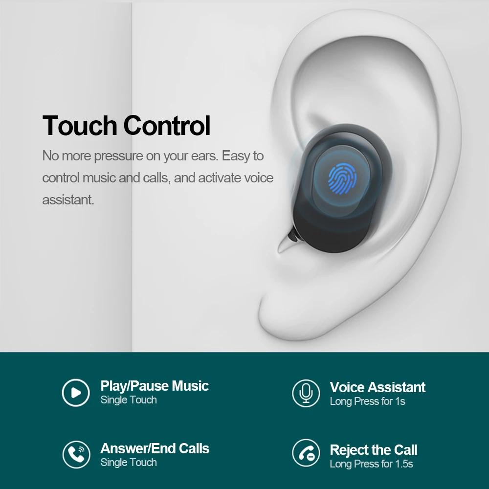 Tai nghe Bluetooth Lenovo XT91 - Hàng chính hãng