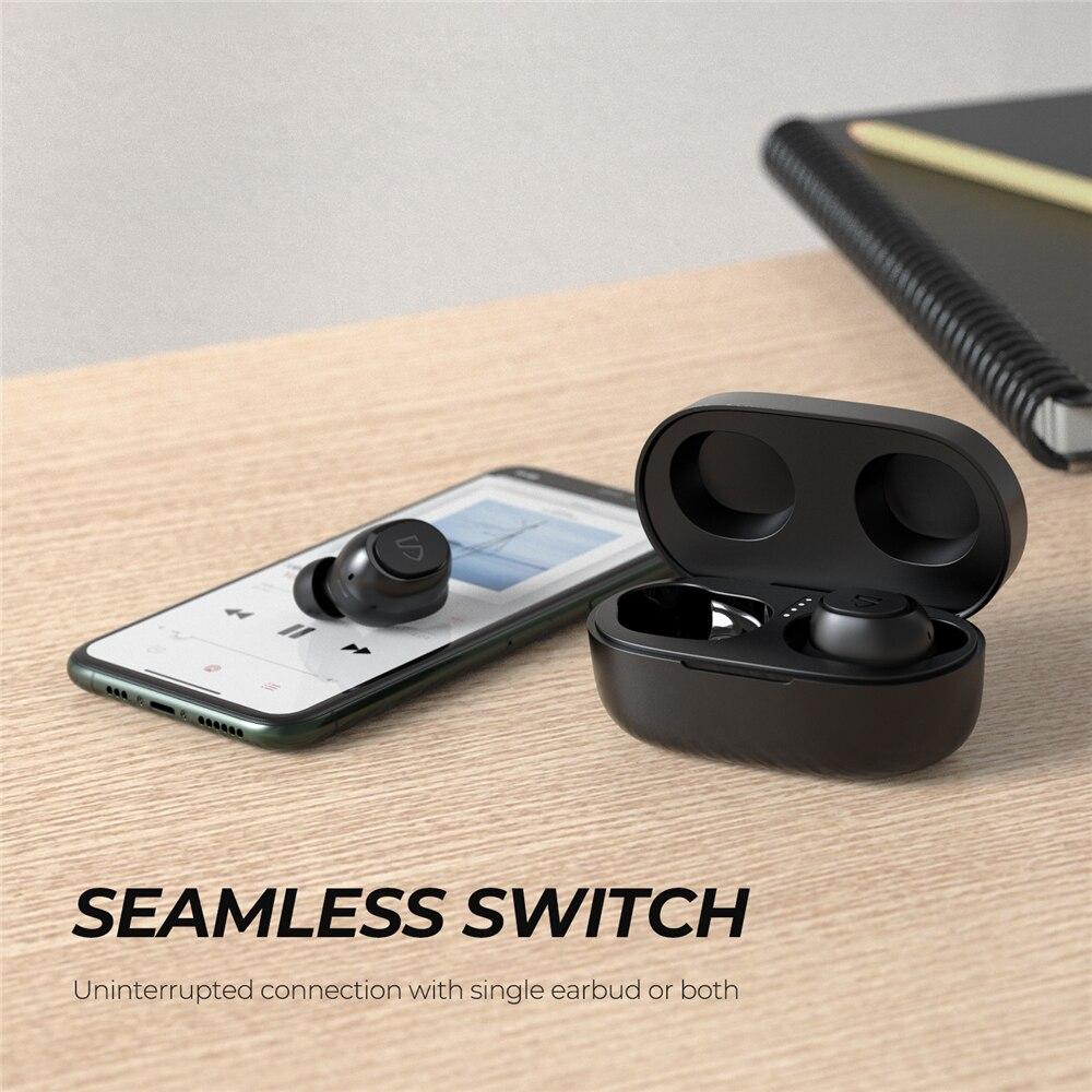 Tai Nghe True Wireless Earbuds SOUNDPEATS TrueFree 2 ( Phiên bản nâng cấp TrueFree+) - Hàng Chính Hãng