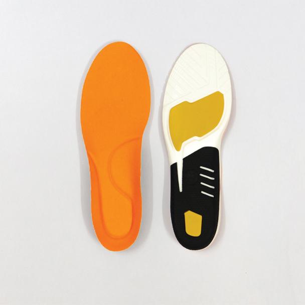 Lót giày Enito Power Insoles - Chống hôi thối chân, khử vi khuẩn nấm mốc, đỡ gót, giảm chấn thương khi vận động