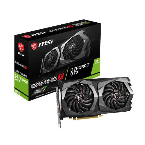 Card màn hình MSI GeForce GTX 1650 4GB GDDR5 Gaming X- Hàng Chính Hãng