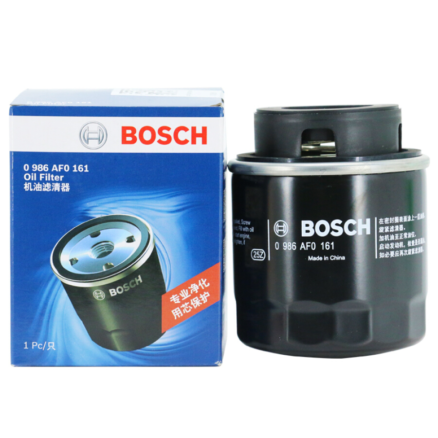 Bosch BOSCH oil filter 0986AF0161 Volkswagen Magotan  LaVida  Sagitar  Golf  Octavia  Bora  Passat  Polo  Jing Rui  Tiguan  Audi