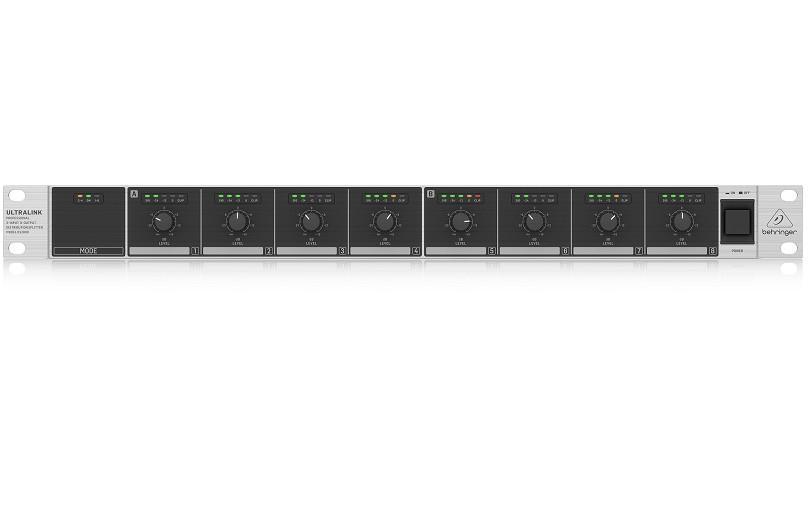 Behringer DS2800 Distribution Splitter-Hàng Chính Hãng