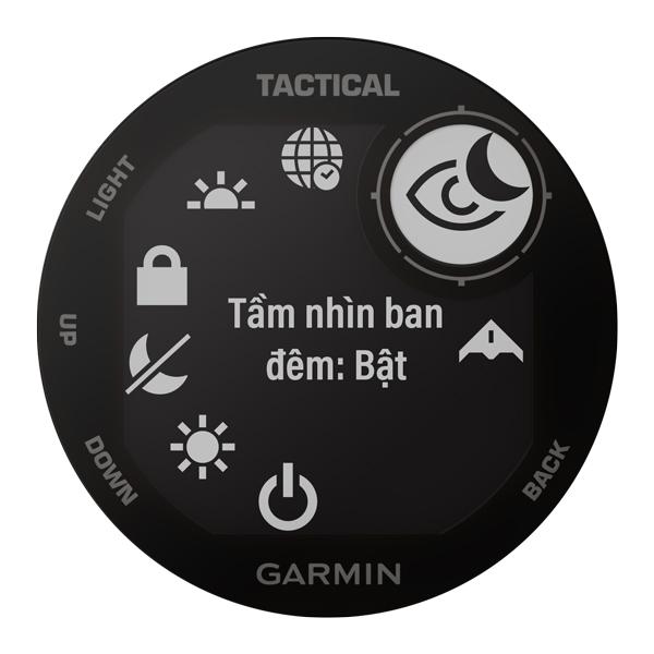 Đồng Hồ Thể Thao Garmin Instinct - Hàng Chính Hãng