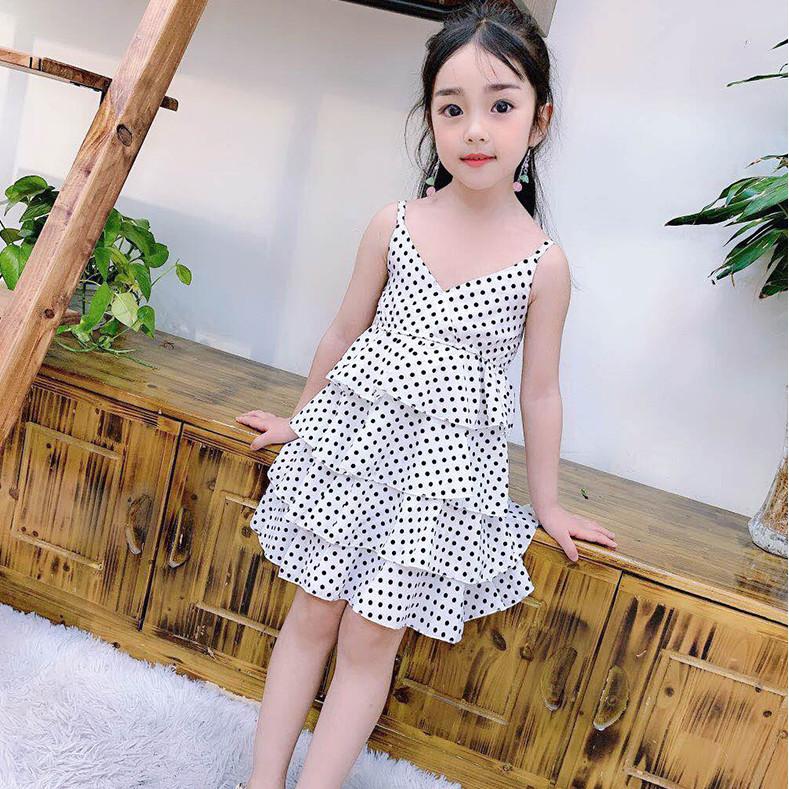 Đầm bé gái (5258)