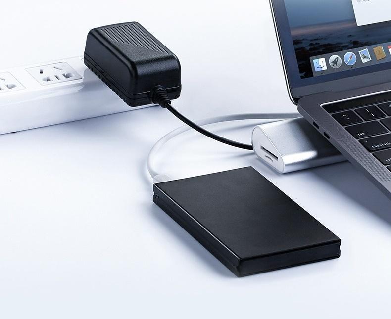 Bộ chuyển đổi đa năng USB type-C cho Macbook Ugreen 40373 cao cấp - Hàng Chính Hãng