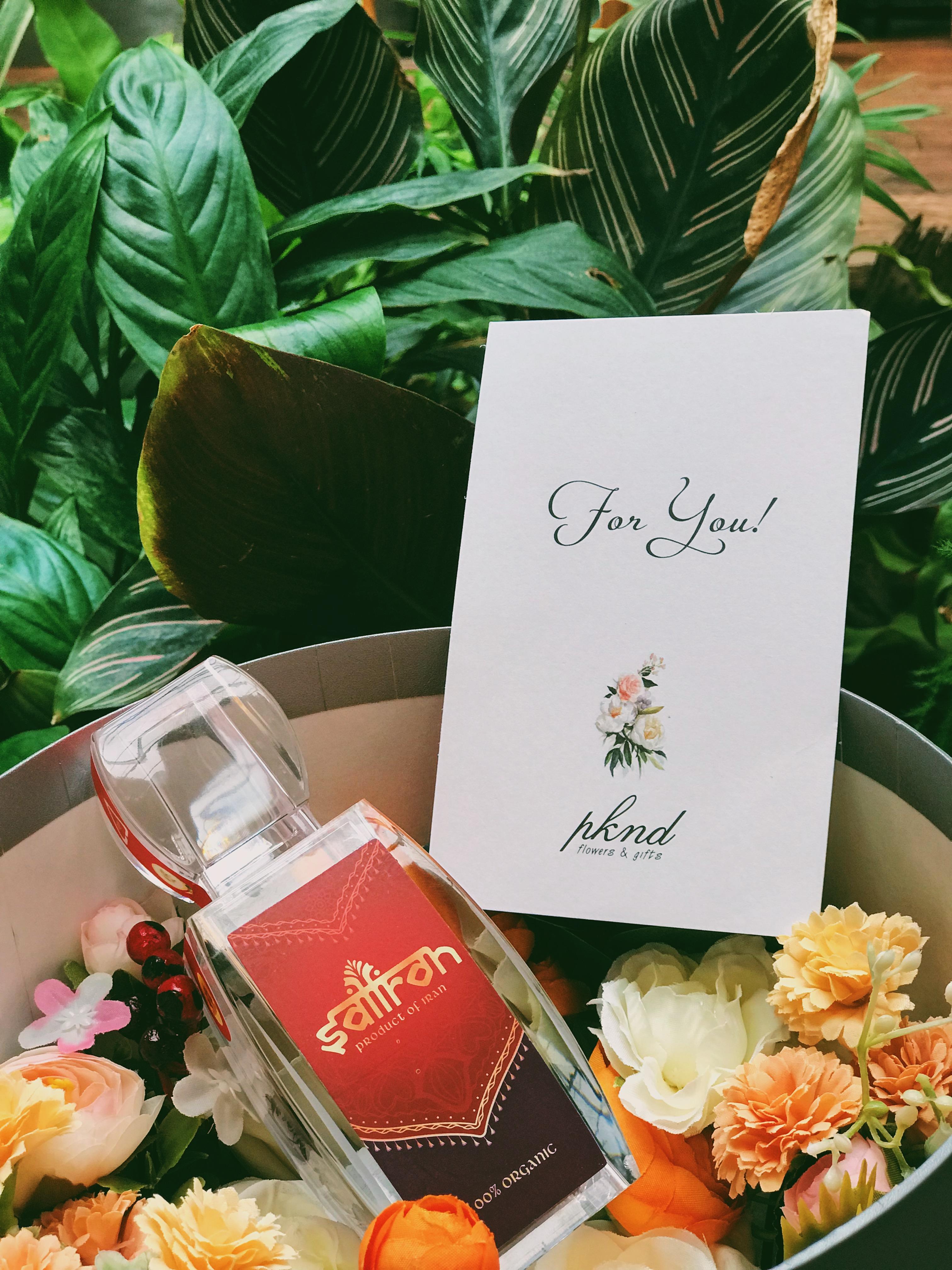 Nhụy Hoa Nghệ Tây Saffron SALAM 3Gr/hộp tặng kèm 1 hộp Saffron Salam 1Gram