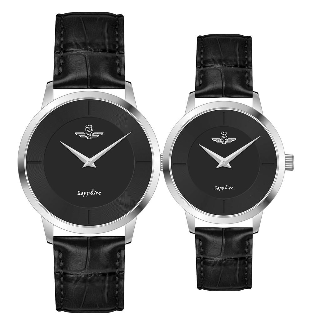 Đồng hồ Cặp Dây Da SRWATCH SG3004.4101CV-SL3004.4101CV