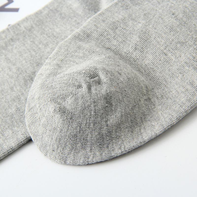 Vớ Cổ Ngắn Cotton Co Giãn Hút Mồ Hôi, Khử Mùi Êm Chân Phù Hợp Cho Mọi Loại Giày - 1006