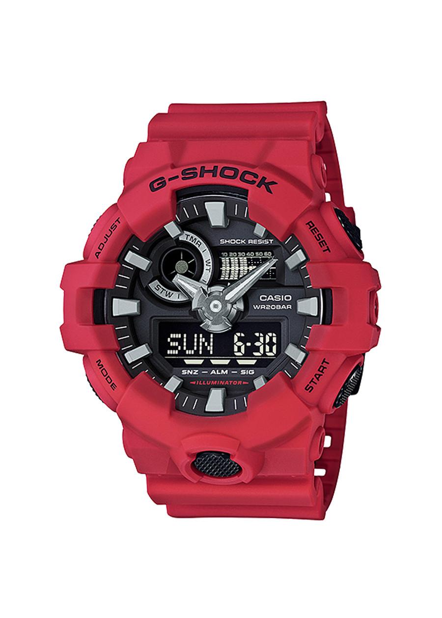 Đồng hồ nam dây nhựa Casio G-Shock chính hãng GA-700-4ADR