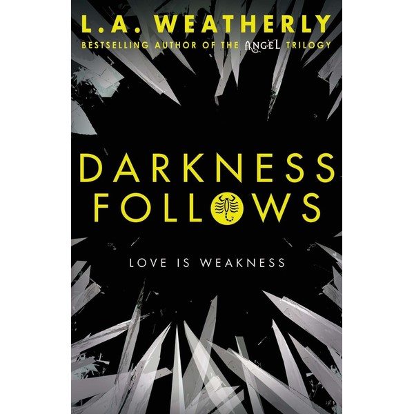 Usborne Darkness Follows