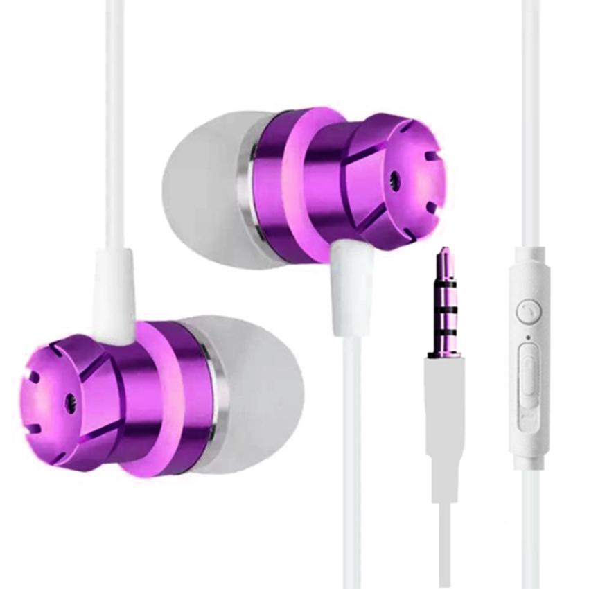 Tai nghe có Mic New4all Piston Basic in-ear super Bass kiểu dáng thời trang - Hàng Chính Hãng