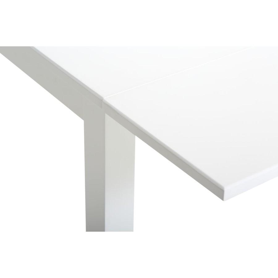 Bàn Ăn Nordby 80x70/120cm JYSK