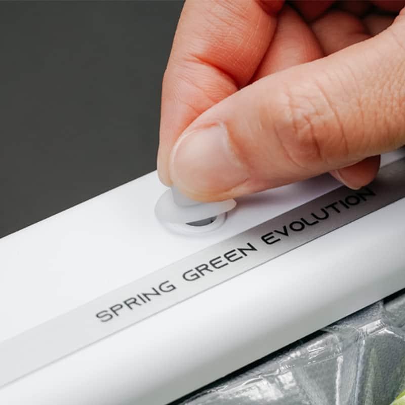 Máy hút chân không cầm tay Spring Green Evolution VC01 NEW - Hàng chính hãng