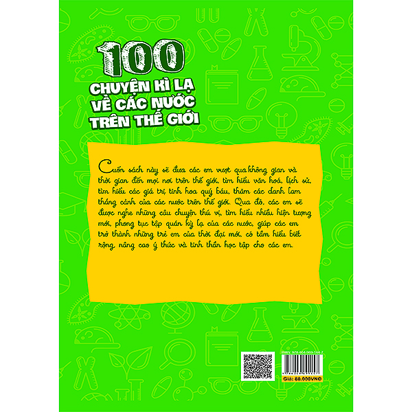 Tri Thức Thế Giới - 100 Chuyện Kỳ Lạ Về Các Nước Trên Thế Giới