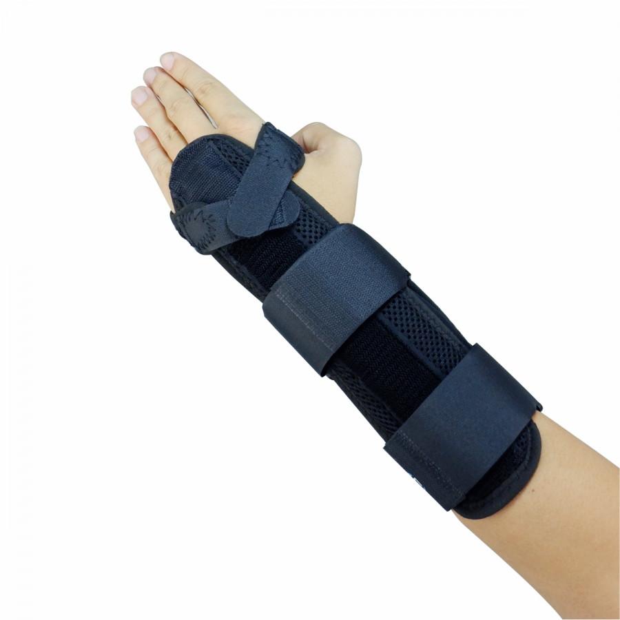 Nẹp cổ tay có thanh đỡ Dài United Medicare (G01)