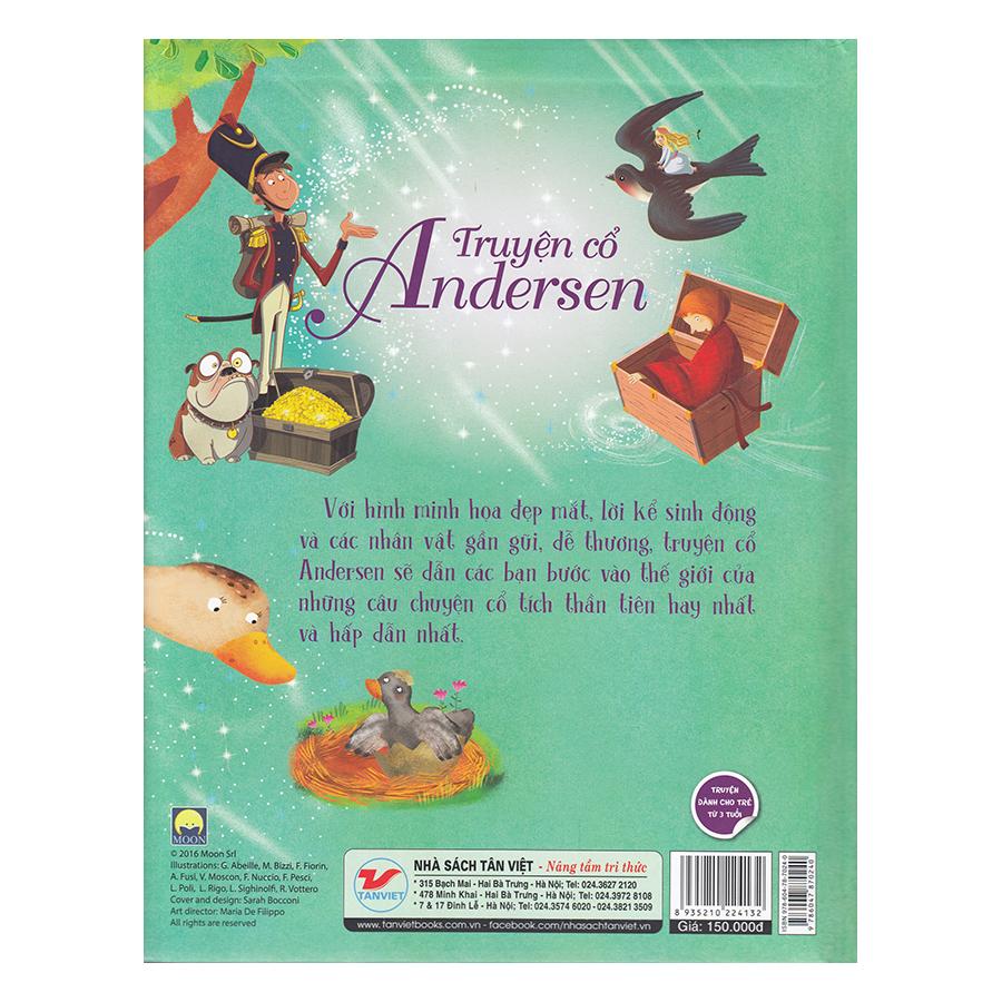 Tủ Sách Vàng Cho Con - Truyện Cổ Andersen