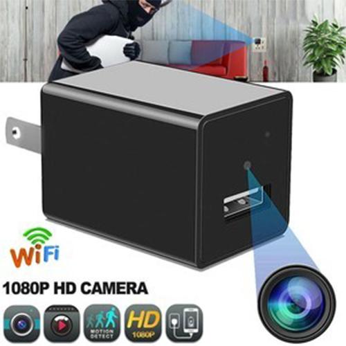 Camera củ sạc điện thoai I Phone Z99 - Kết nối wifi Quay video 4K xem từ xa qua điện thoại