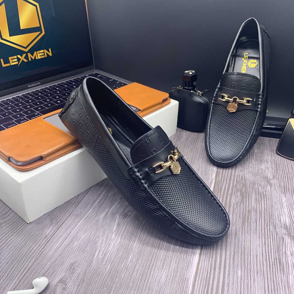 Giày da nam cao cấp Lexshoes- LX06