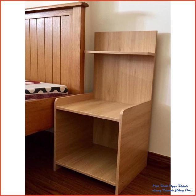 Hàng xưởng trực tiếp sản xuất Kệ / tủ đầu giường ( phòng ngủ )màu đen/trắng/vân gỗ