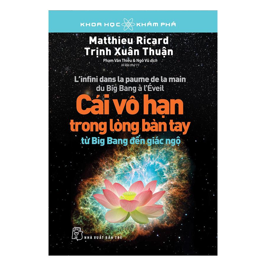 Khoa Học Khám Phá - Cái Vô Hạn Trong Lòng Bàn Tay (Tái Bản)