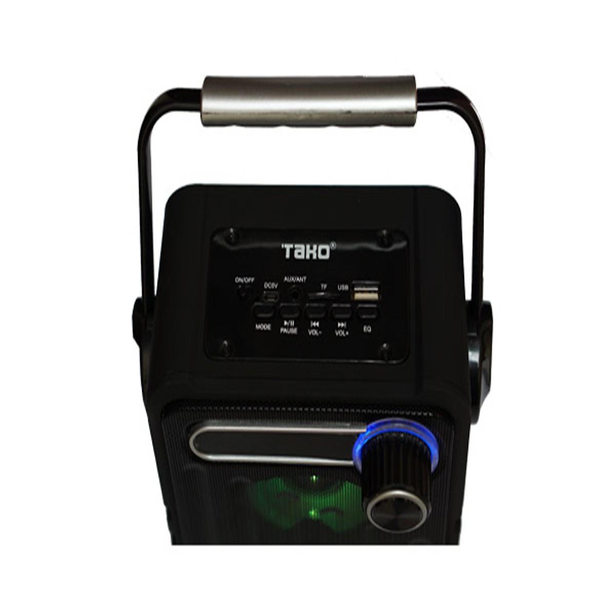 Loa Bluetooth Tako X5 có khe cắm Thẻ Nhớ và USB - Hàng Chính Hãng